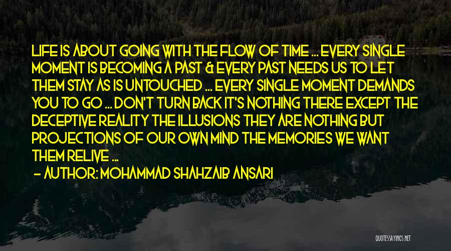 Past Life Memories Quotes By Mohammad Shahzaib Ansari