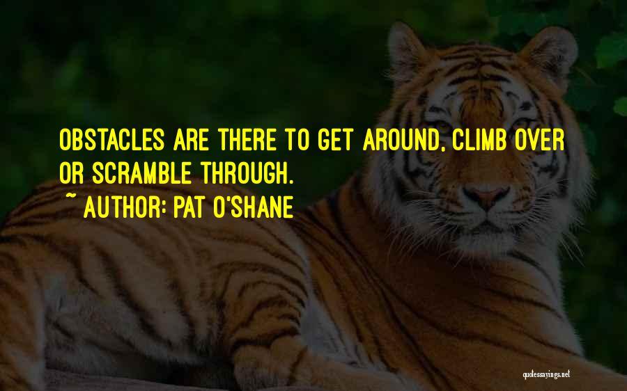 Pat O'Shane Quotes 964688