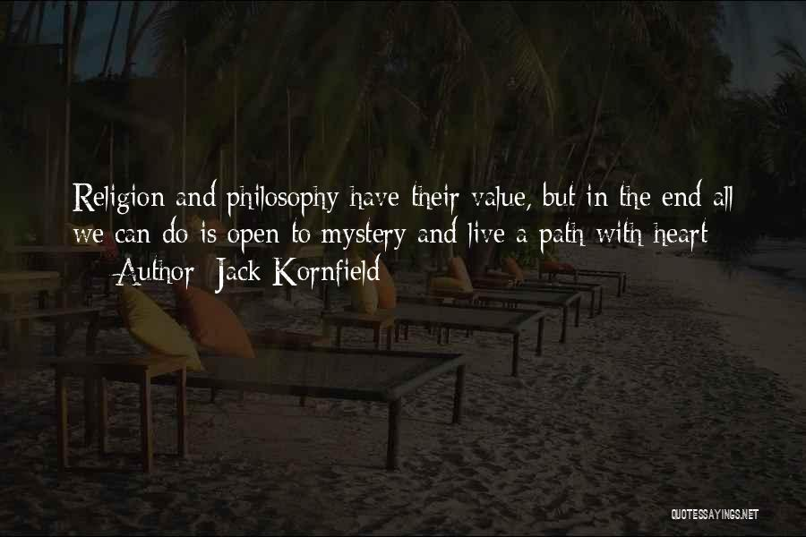 Path Quotes By Jack Kornfield