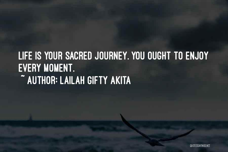 Path To Happiness Quotes By Lailah Gifty Akita