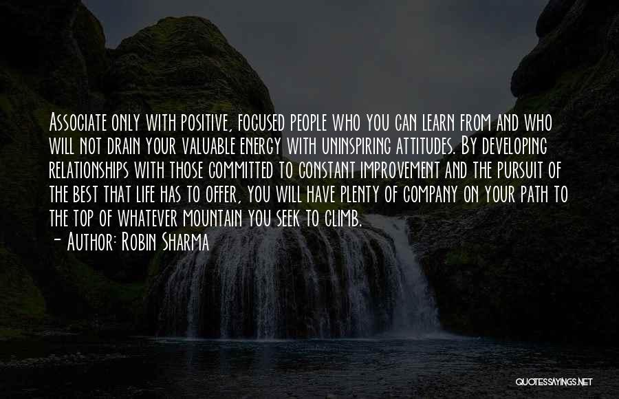 Path To Happiness Quotes By Robin Sharma