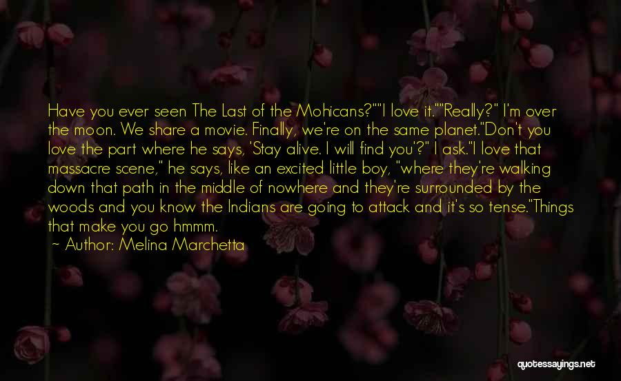 Path To Nowhere Quotes By Melina Marchetta
