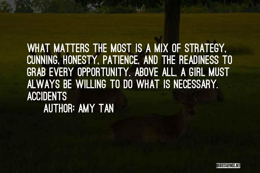 Patience And Quotes By Amy Tan