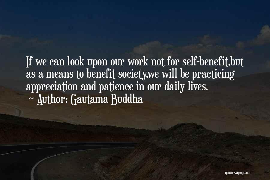 Patience And Quotes By Gautama Buddha