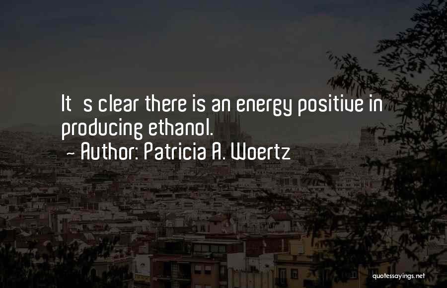 Patricia A. Woertz Quotes 474079