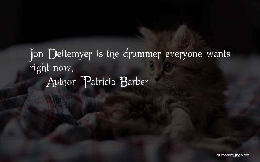 Patricia Barber Quotes 993622