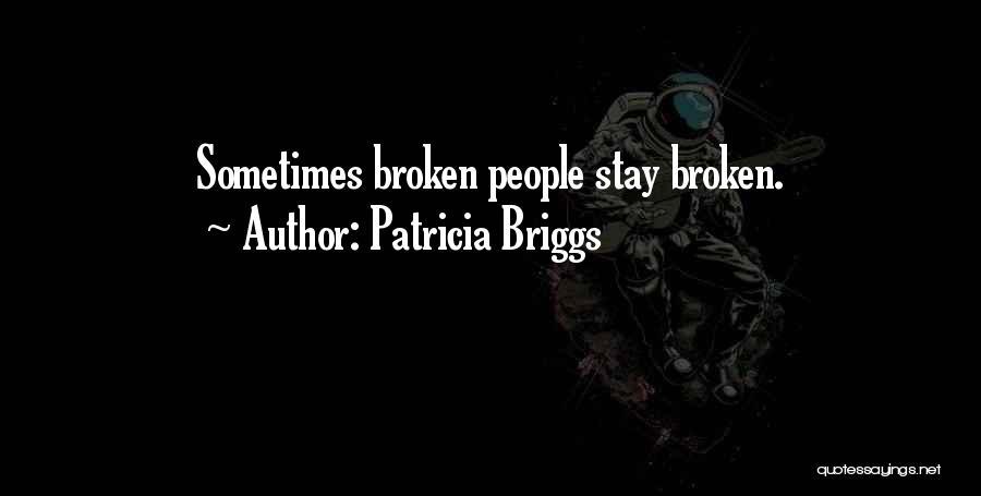 Patricia Briggs Quotes 110737