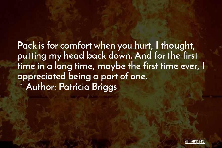 Patricia Briggs Quotes 1200315