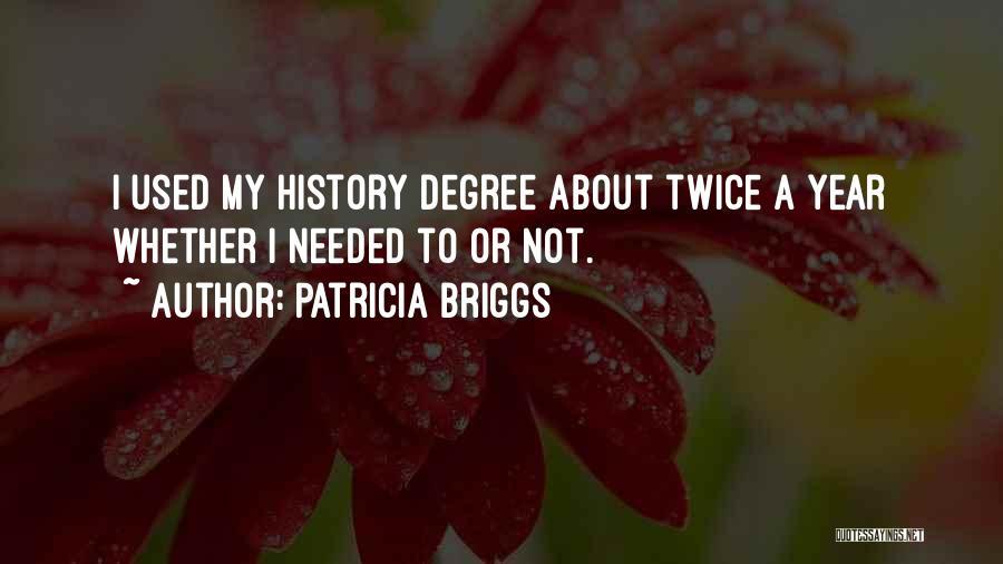 Patricia Briggs Quotes 1458865