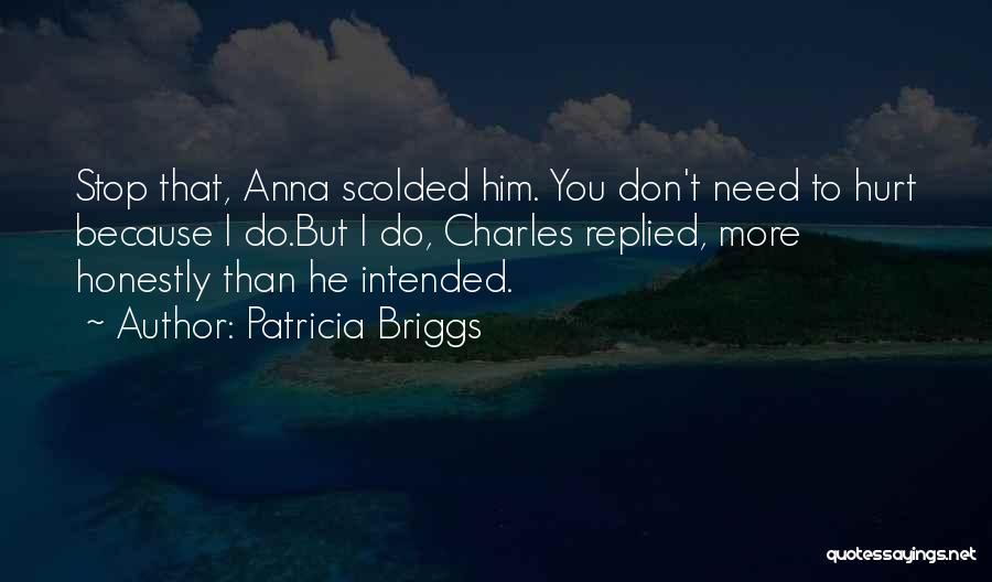 Patricia Briggs Quotes 1705235