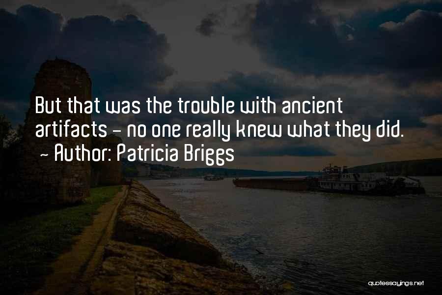 Patricia Briggs Quotes 1933127