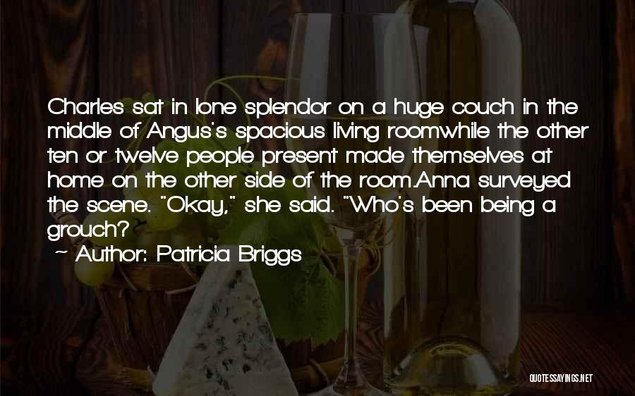 Patricia Briggs Quotes 2174641