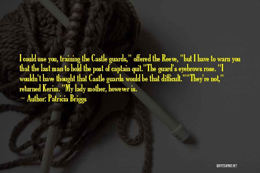 Patricia Briggs Quotes 228208