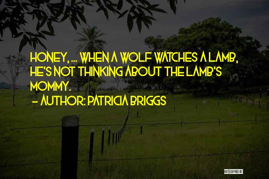 Patricia Briggs Quotes 295986