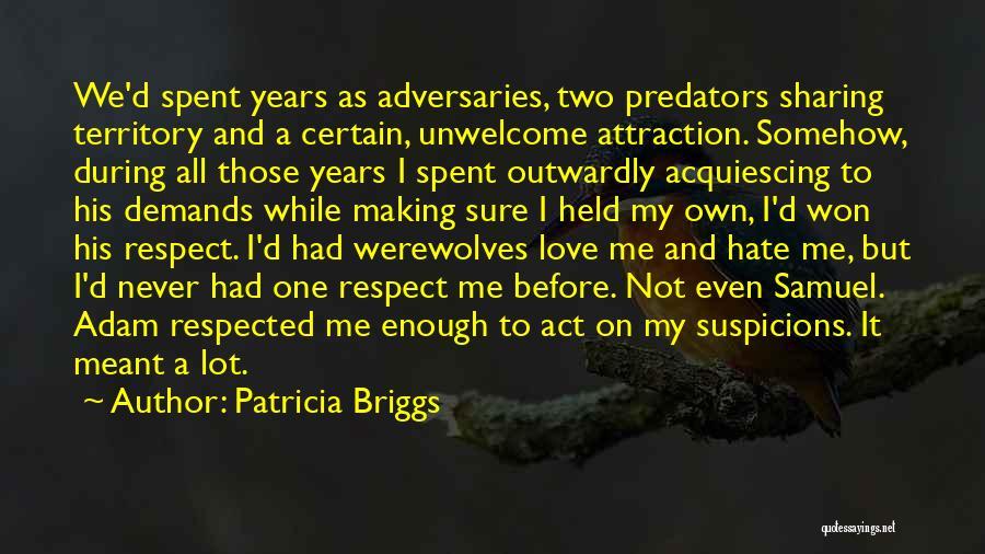 Patricia Briggs Quotes 347074
