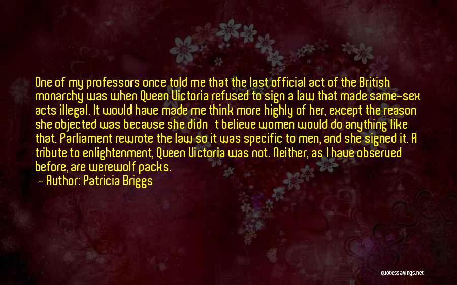 Patricia Briggs Quotes 476240