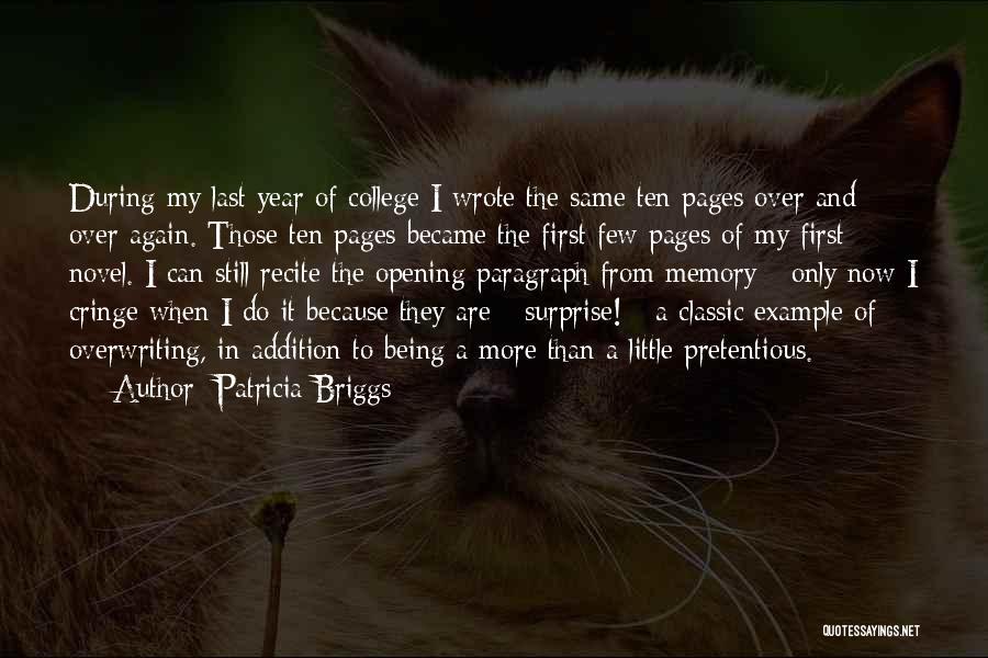 Patricia Briggs Quotes 513969