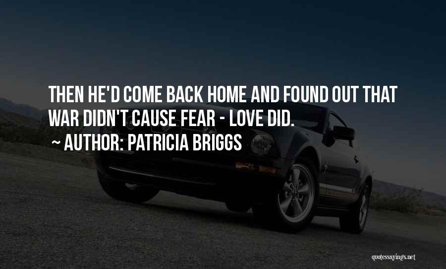 Patricia Briggs Quotes 547403