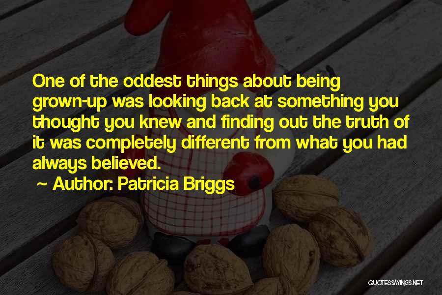 Patricia Briggs Quotes 794794