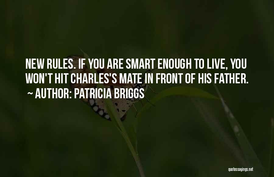 Patricia Briggs Quotes 835621