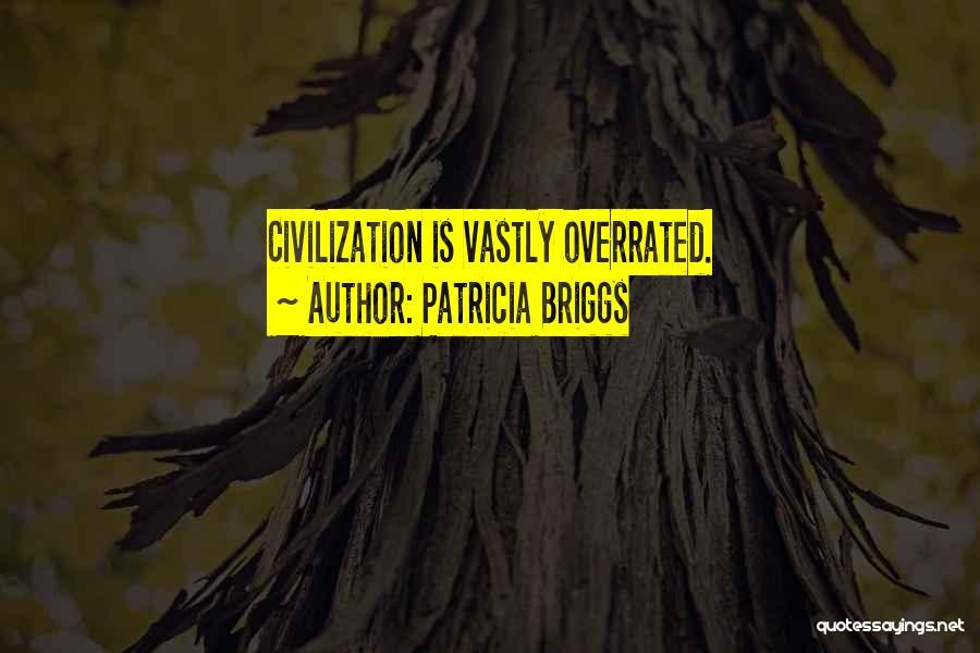 Patricia Briggs Quotes 948332