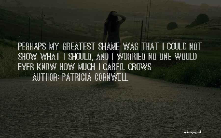 Patricia Cornwell Quotes 1040421