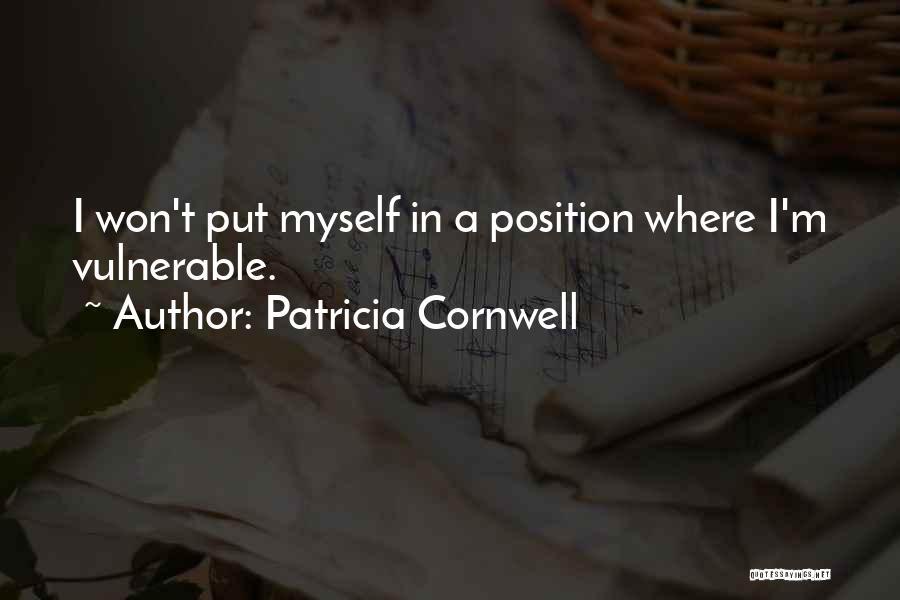 Patricia Cornwell Quotes 118655