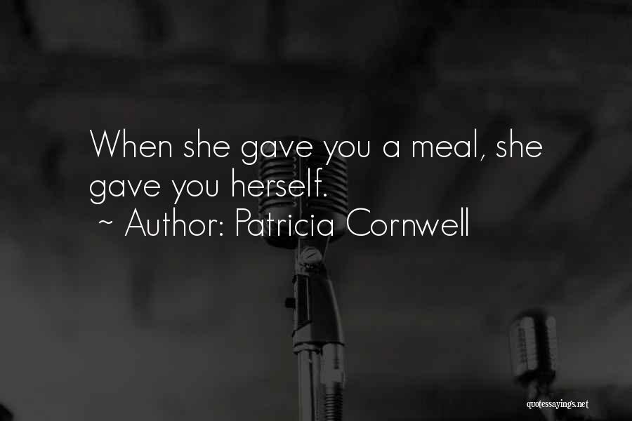 Patricia Cornwell Quotes 1398701