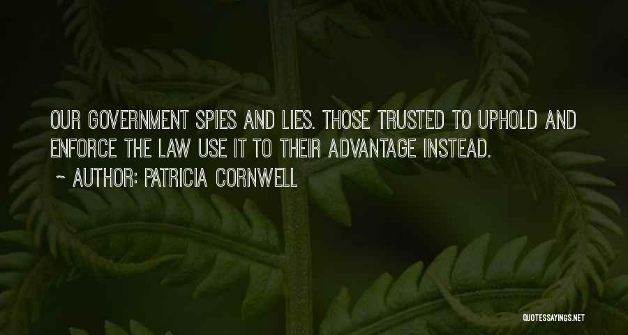 Patricia Cornwell Quotes 421341