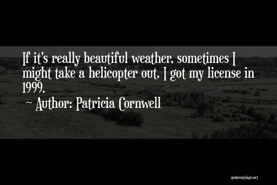 Patricia Cornwell Quotes 75579
