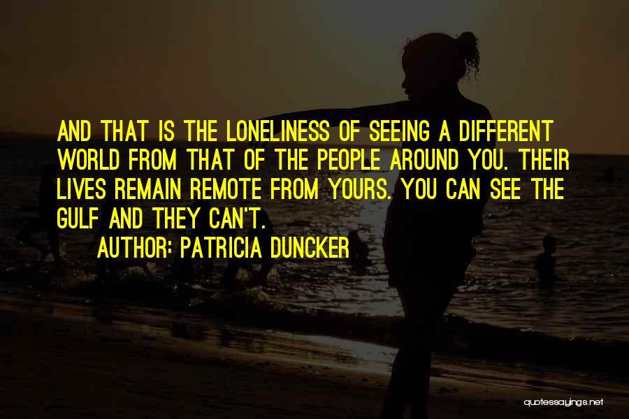 Patricia Duncker Quotes 2069077