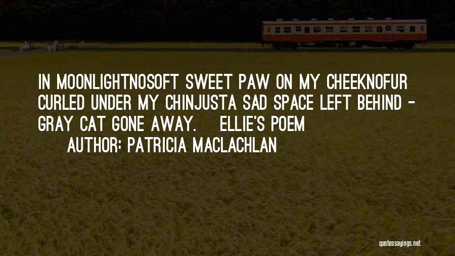Patricia MacLachlan Quotes 454835