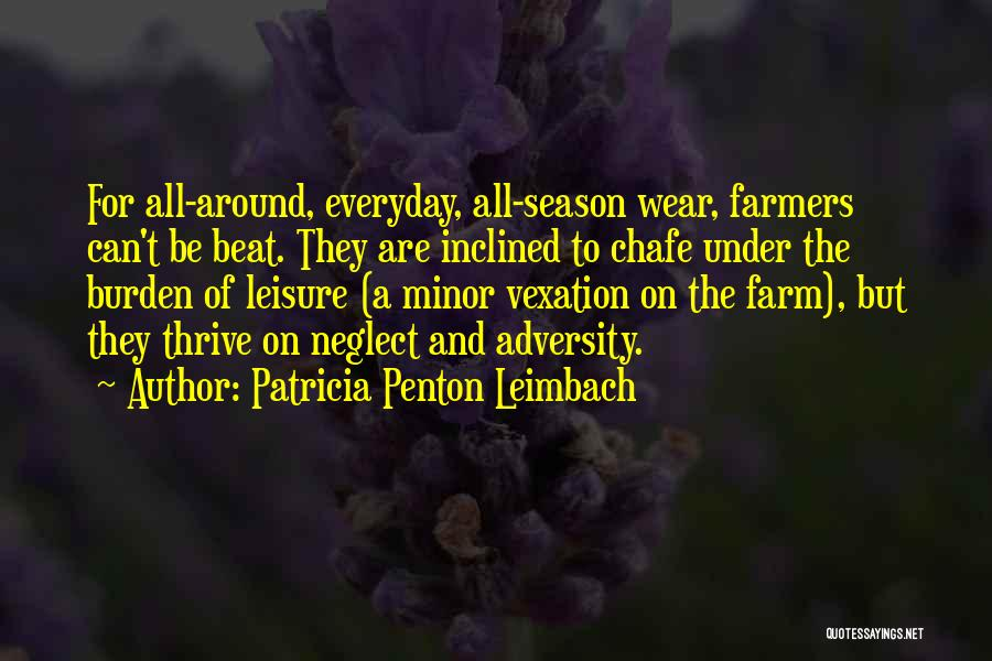 Patricia Penton Leimbach Quotes 1911819
