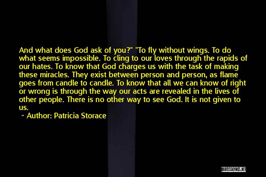 Patricia Storace Quotes 1066776