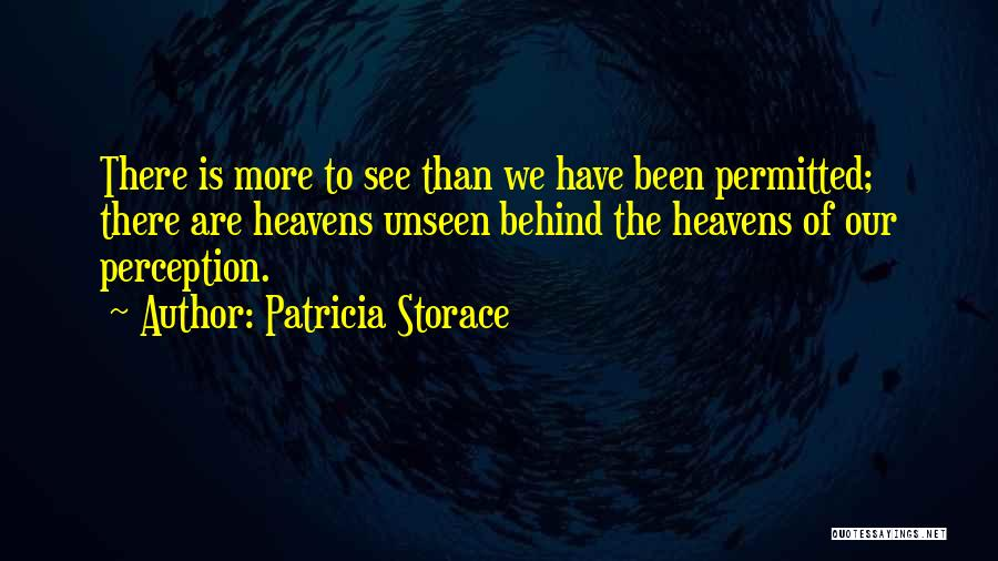 Patricia Storace Quotes 1295952