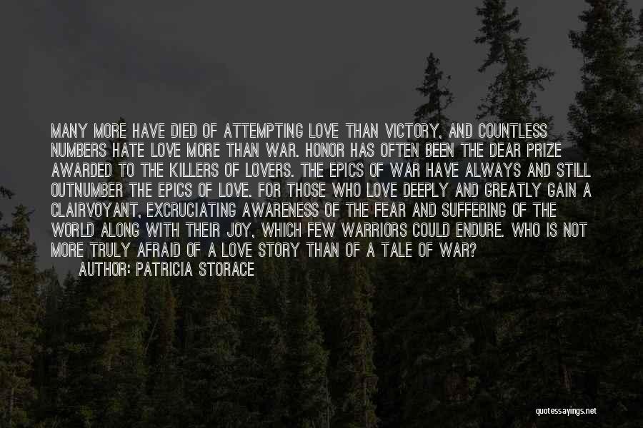 Patricia Storace Quotes 1756391