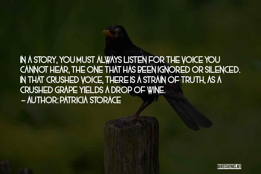 Patricia Storace Quotes 1860305