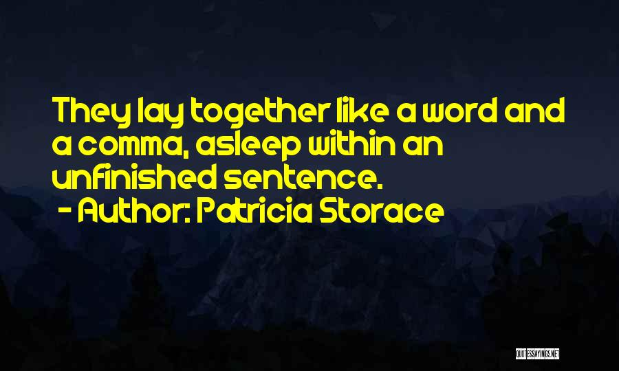 Patricia Storace Quotes 232330