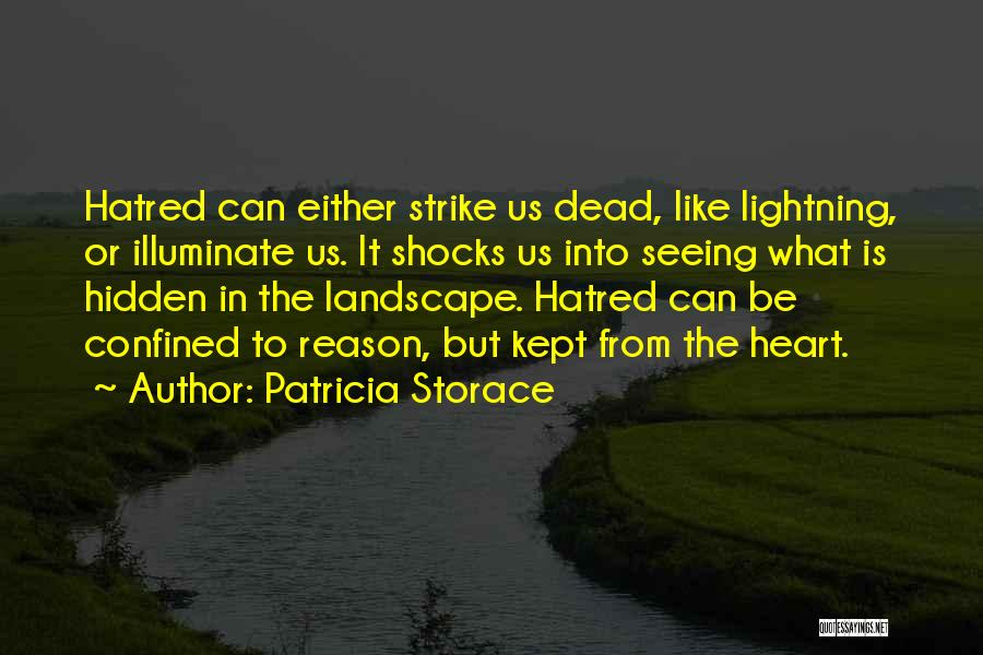 Patricia Storace Quotes 509566