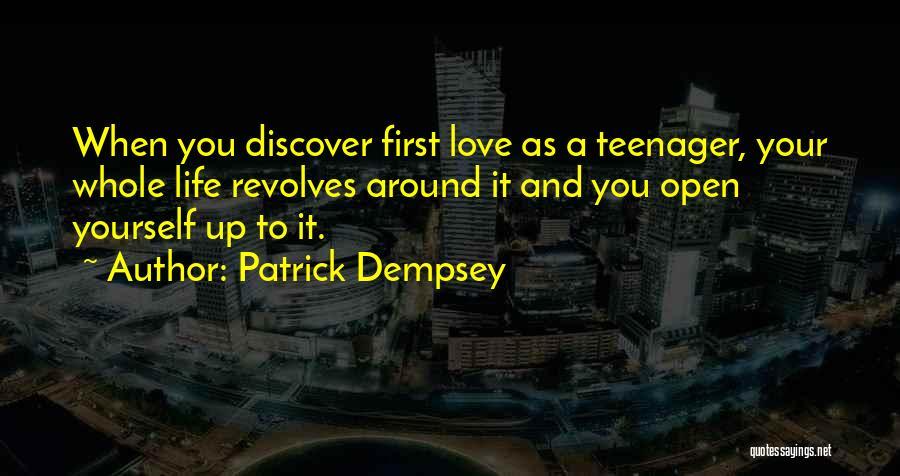 Patrick Dempsey Quotes 1395038