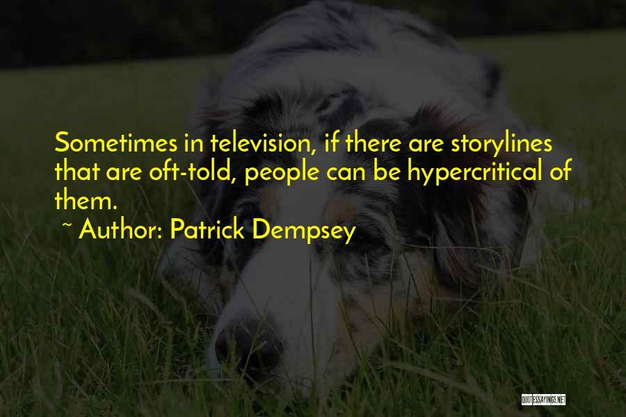Patrick Dempsey Quotes 2114852