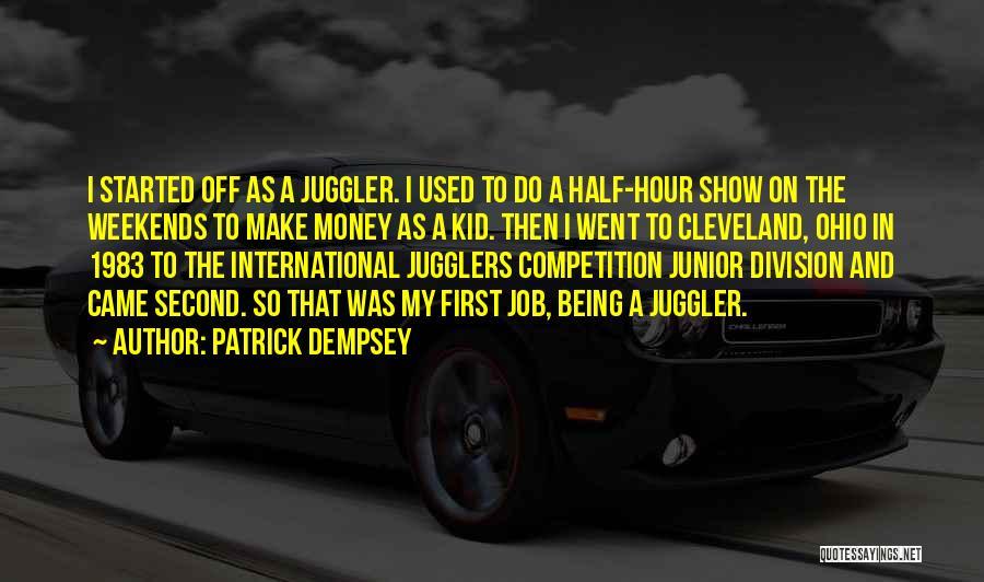 Patrick Dempsey Quotes 2180982