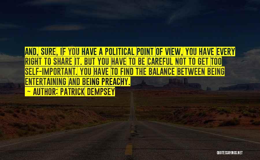 Patrick Dempsey Quotes 2213926