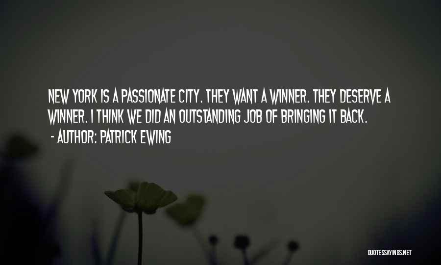 Patrick Ewing Quotes 1288334