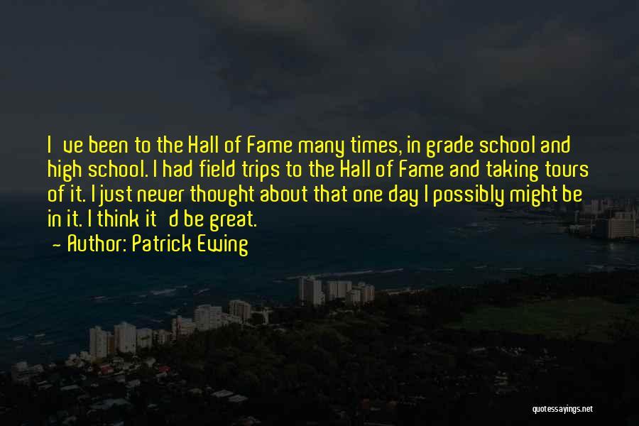 Patrick Ewing Quotes 1750291
