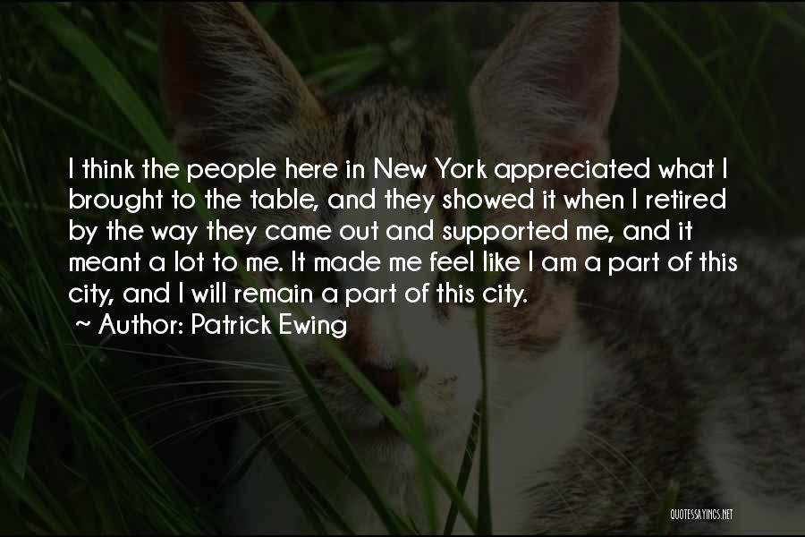 Patrick Ewing Quotes 1832968