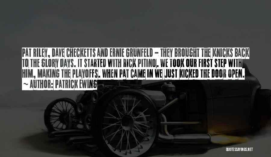 Patrick Ewing Quotes 595760