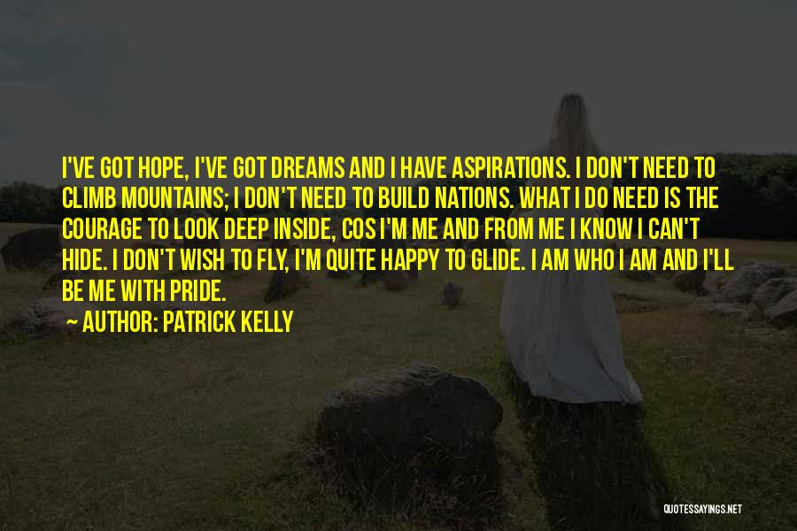 Patrick Kelly Quotes 2049069