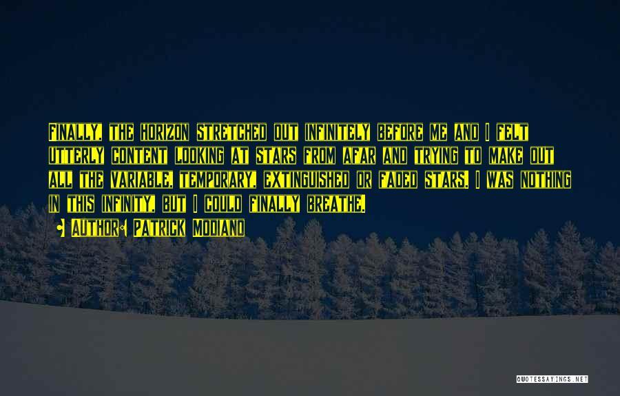 Patrick Modiano Quotes 1116755