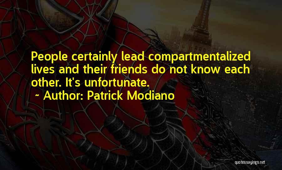 Patrick Modiano Quotes 1163313